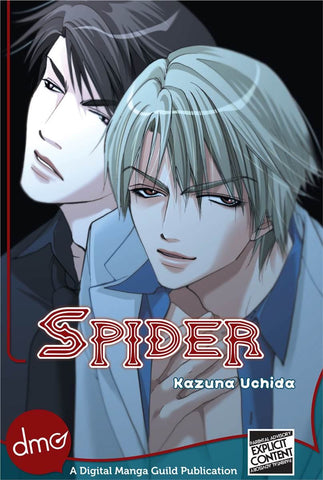 SPIDER - June Manga