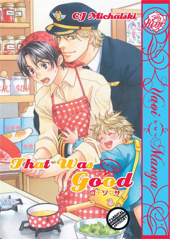 That Was Good - June Manga