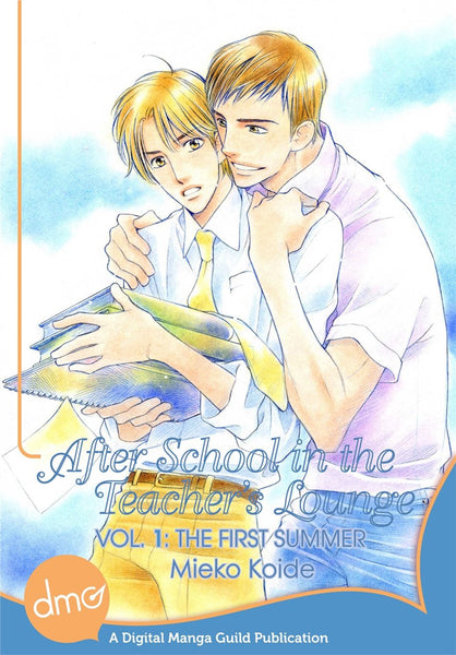 After School In The Teacher's Lounge Vol. 1: The First Summer - June Manga