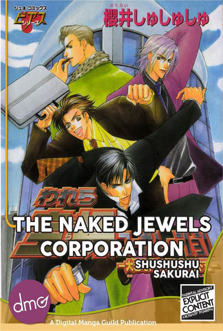 The Naked Jewels Corporation - June Manga