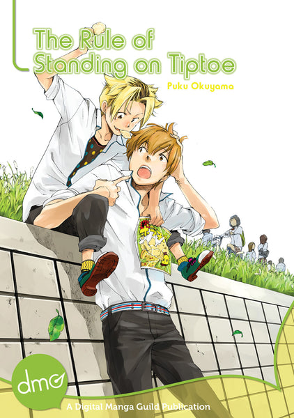 The Rule of Standing on Tiptoe - June Manga