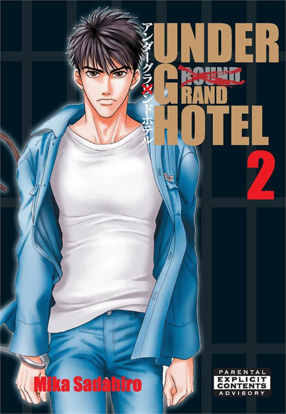 Under Grand Hotel vol. 2 - June Manga