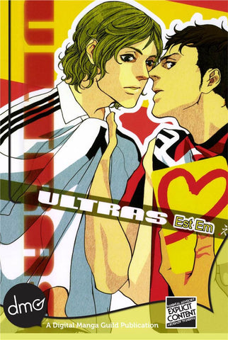 ULTRAS - June Manga