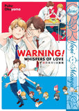 Warning! Whispers of Love - June Manga