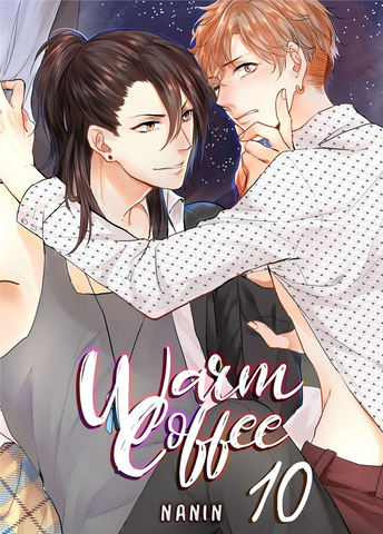 Warm Coffee - Vol. 10 - June Manga