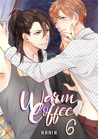 Warm Coffee - Vol. 6 - June Manga