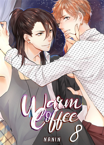 Warm Coffee - Vol. 8 - June Manga