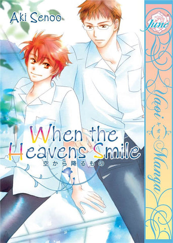 When the Heavens Smile - June Manga