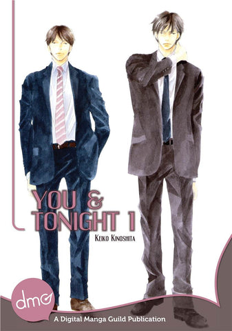 You and Tonight Vol 1 - June Manga