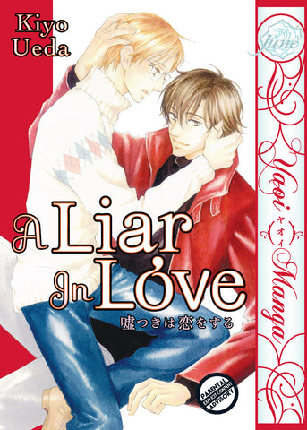 A Liar in Love - June Manga