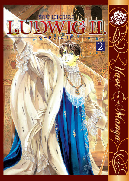 Ludwig II Vol. 2 - June Manga