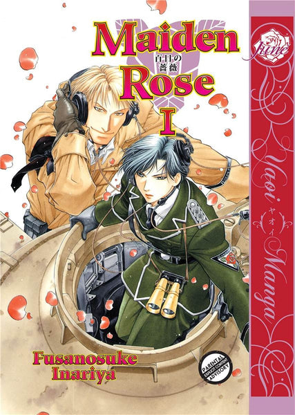 Maiden Rose Vol. 1 - June Manga