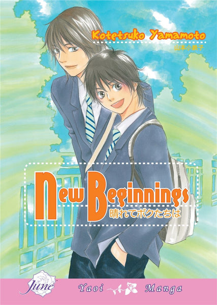 New Beginnings - June Manga