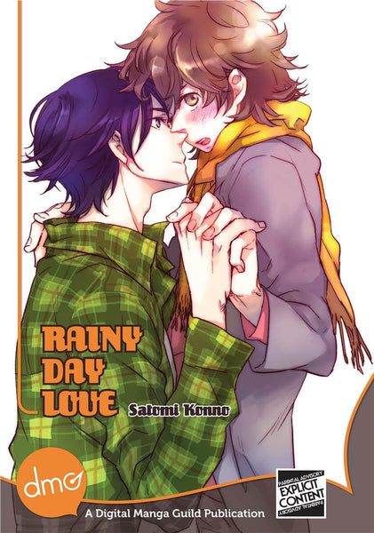 Rainy Day Love - June Manga