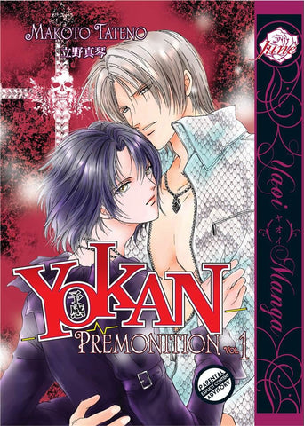 Yokan - Premonition vol. 1 - June Manga