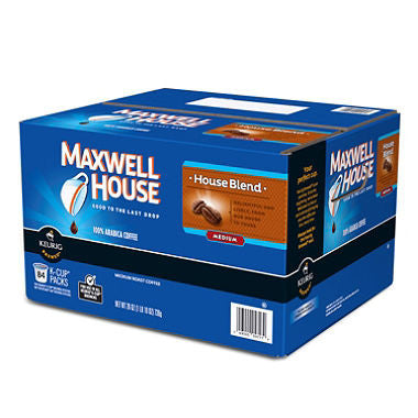 Maxwell House Blend Coffee K Cups 84ct