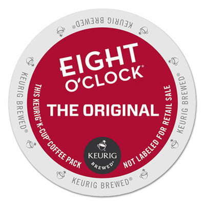 Eight O'Clock The Original Coffee K Cups 96ct