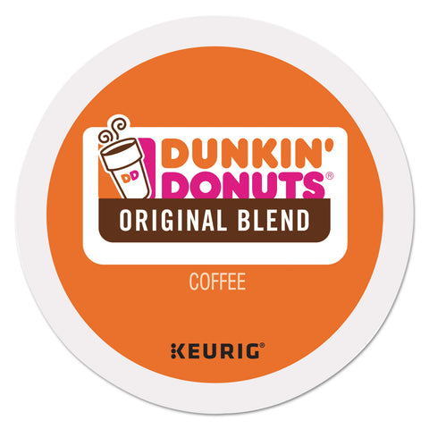 Dunkin' Donuts Original Blend Medium Roast Coffee K Cups 72ct
