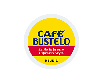 Cafe Bustelo Espresso Roast  Coffee K Cups 80ct