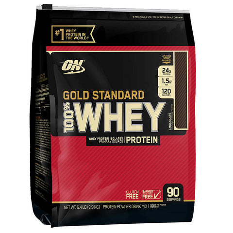 Optimum Nutrition Gold Std 100% Whey Protein 90 Servings