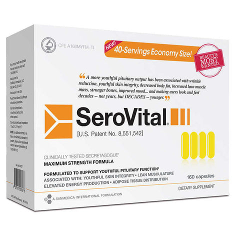 SeroVital Dietary Supplement 160-count