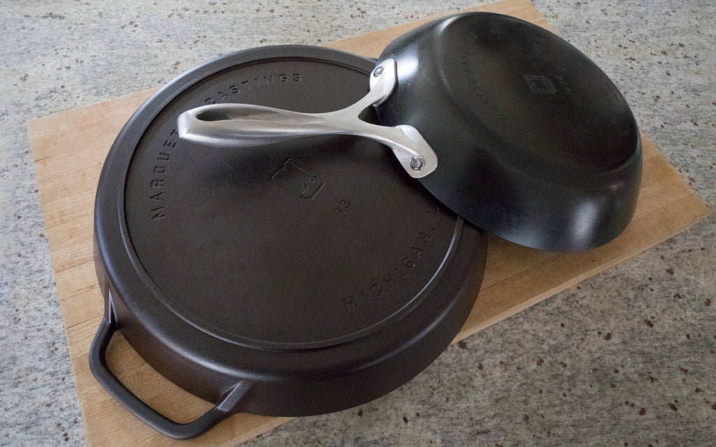 Cast Iron vs Carbon Steel Cookware