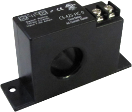 Current-Operated Solid-State Relays for Switching AC Circuits with 5 minute delay