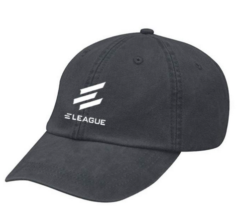 ELEAGUE Dad Hat with Leather Clasp