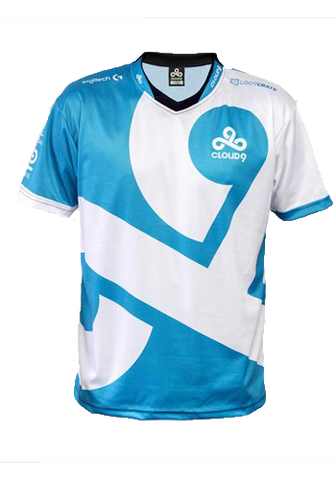 Cloud 9 Team Jersey - ELeague