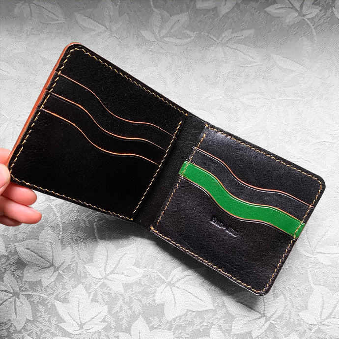 CASH/CARD | Classic Bifold Wallet