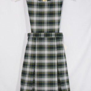 PINEWOOD JUMPER WITH 2 PLEAT SKIRT, PINAFORE TOP
