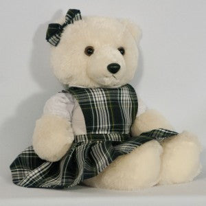 18? DOLL PINAFORE TOP JUMPER WITH BOW (BEAR NOT INCLUDED) - Appletree Uniforms