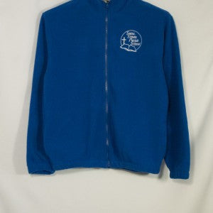 ST. SIMON SCHOOL CHILL FLEECE FULL ZIP JACKET WITH EMBROIDERED LOGOFrom: $31