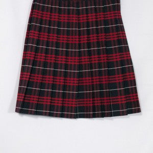 RESURRECTION SCHOOL KNIFE PLEAT SKIRT