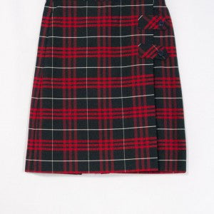 RESURRECTION SCHOOL CULOTTE WITH FRONT & BACK FLAPS + SIDE POCKET & ADJUSTABLE WAIST - Appletree Uniforms