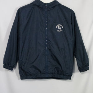 RESURRECTION SCHOOL PERFORMER NYLON JACKET WITH EMBROIDERED LOGO