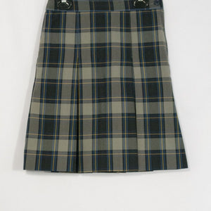 ST. JOSEPH CUPERTINO 2-KICK PLEAT SKIRT FRONT & BACK