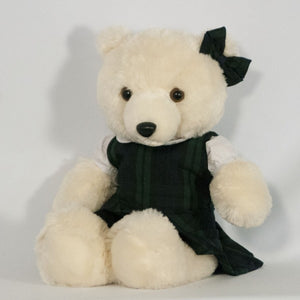 ST. ANDREW 18? DOLL DROP WAIST JUMPER WITH BOW (BEAR NOT INCLUDED)