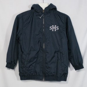 SACRED HEART SCHOOLS PERFORMER NYLON JACKET WITH EMBROIDERED LOGO
