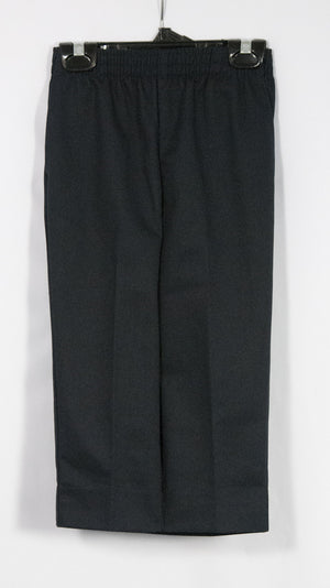 UNISEX NAVY ALL AROUND ELASTIC PANT