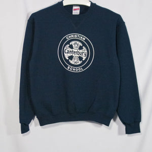 CANTERBURY CHRISTIAN SCHOOL HEAVYWEIGHT CREW WITH SILKSCREENED LOGO