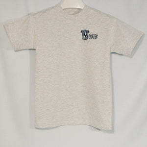 CANYON HEIGHTS SHORT SLEEVE T-SHIRT WITH SILKSCREENED LOGO