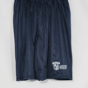 CANYON HEIGHTS MINI MESH SHORTS WITH SILKSCREENED LOGO - Appletree Uniforms