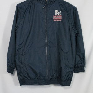 LACS PERFORMER NYLON JACKET WITH EMBROIDERED LOGO