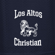 Los Altos Christian P.E. Mesh Shorts- LOGOED - Appletree Uniforms