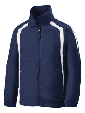 Los Altos Christian Warm-Up Jacket- LOGOED - Appletree Uniforms