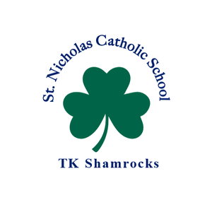 TK Shamrock Long Sleeve Logoed T-Shirt - Appletree Uniforms