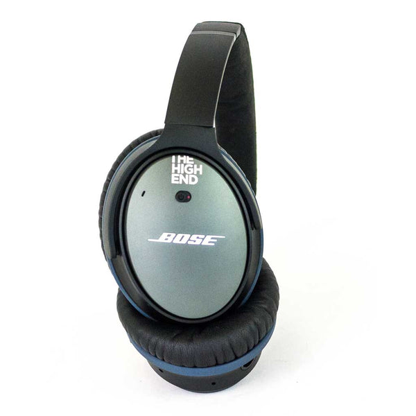 Engraved Bose Headphones