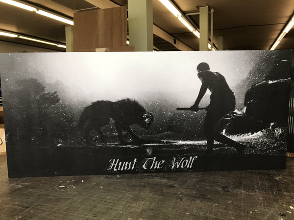 "WARRIOR ""Hunt the Wolf"" Picture"