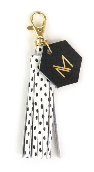 May Designs Irregular Dots Tassel